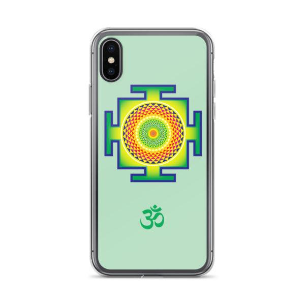 iPhone case with Sahasra yantra