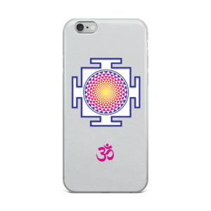 iPhone case with Sahasra yantra